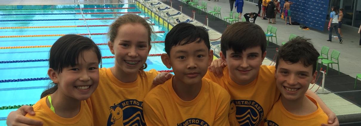 Optus Junior Dolphins Team Part 1