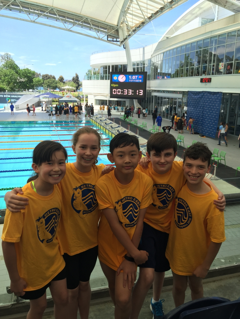 Optus Junior Dolphins Team Part 1